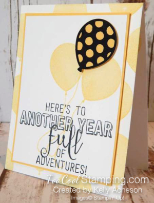 Balloon Adventures Another Year - Kelly Acheson