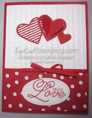 Hello Love sending love - kathe