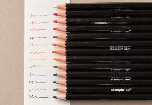 Watercolor pencils 141709S