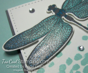 Shimmery dragonfly dreams - pool 5