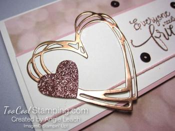 Falling in love hearts - friend like you 2