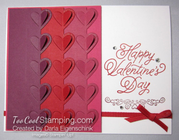 Sending Love Valentine's Ombré