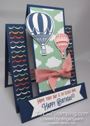 Lift Me Up Multi Panel cards - cloud nine