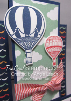 Lift Me Up Multi Panel cards - cloud nine 2