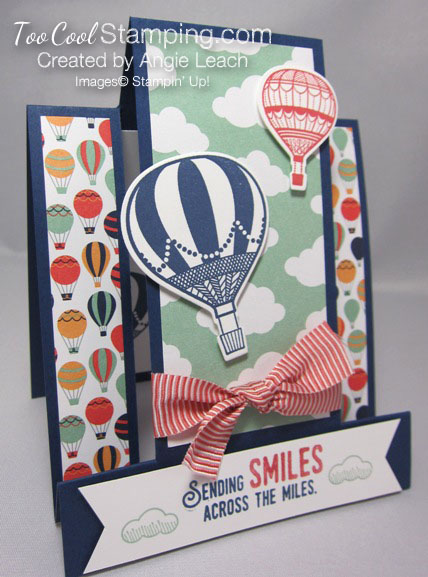Lift Me Up Multi Panel cards - smiles across miles