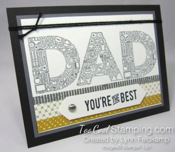 Urban District Best DAD - Lynn Feldkamp