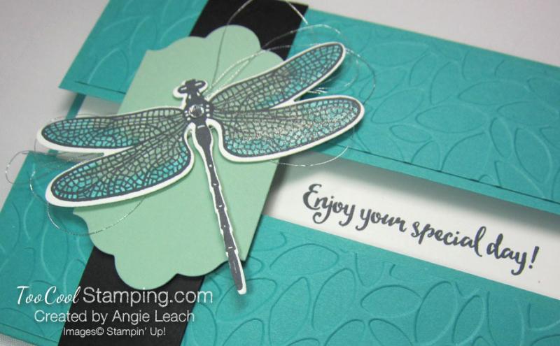 Dragonfly Dreams closeup