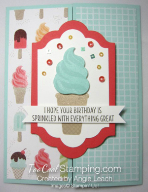 Cool Treats Soft Serve With Sprinkles - pool