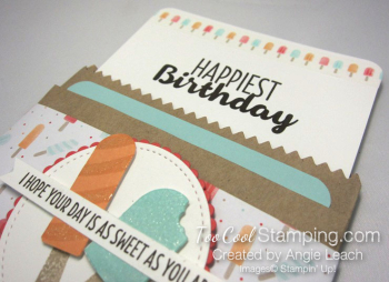 Cool Treats sweet day gift card holder 3