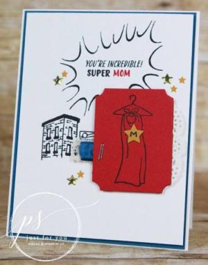 Everyday hero super mom - kimberly van diepen