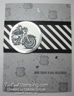 Debbie - one wild ride swap
