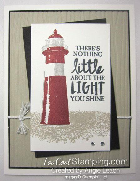 High Tide Light You Shine - white