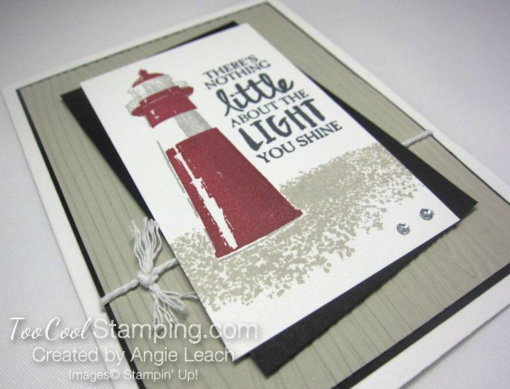 High Tide Light You Shine - white 2
