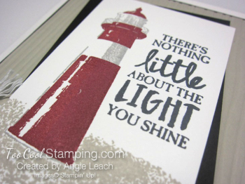 High Tide Light You Shine - white 3