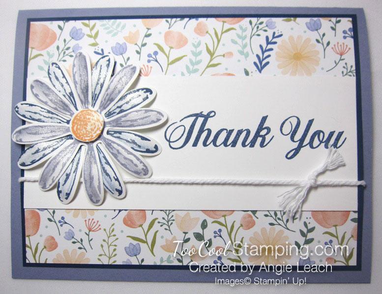 Daisy delight thank you - wisteria 1