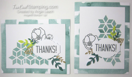 Soft sayings kit - card 1