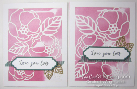 Soft sayings kit - card 2