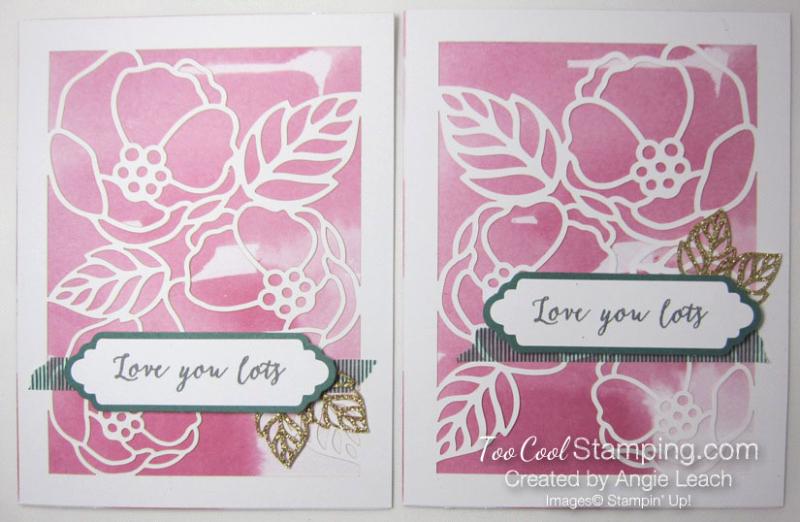 Soft sayings kit - card 2