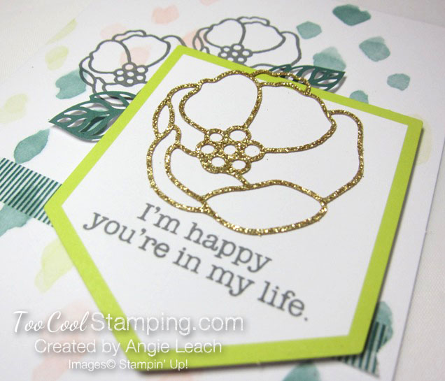 Soft sayings kit - card 3.5