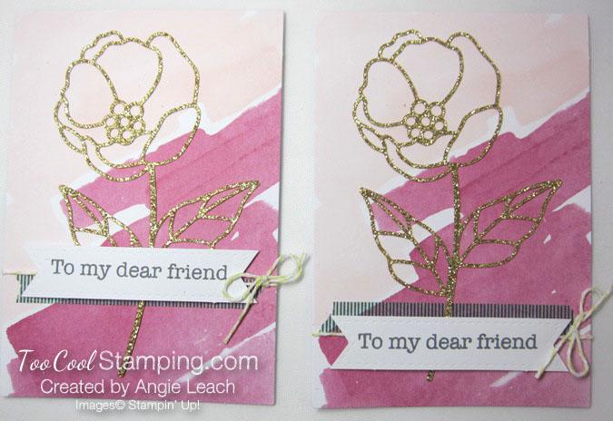 Soft sayings kit - card 5