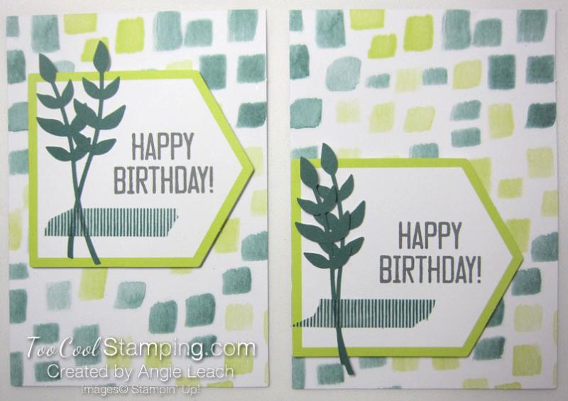 Soft sayings kit - card 8