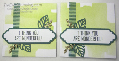 Soft sayings kit - card 9