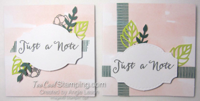 Soft sayings kit - card 10