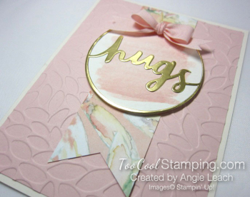 Powder pink - hugs petal burst 2