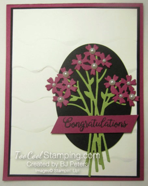 Bouquet - bj peters
