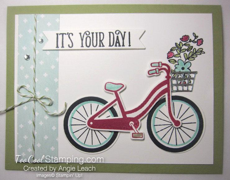 LT Bike Ride - pear