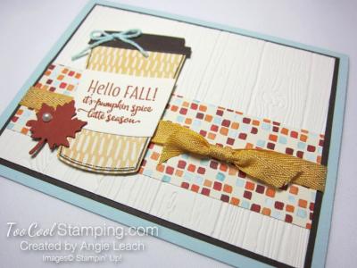 Merry Cafe Hello Fall Card - sky 2