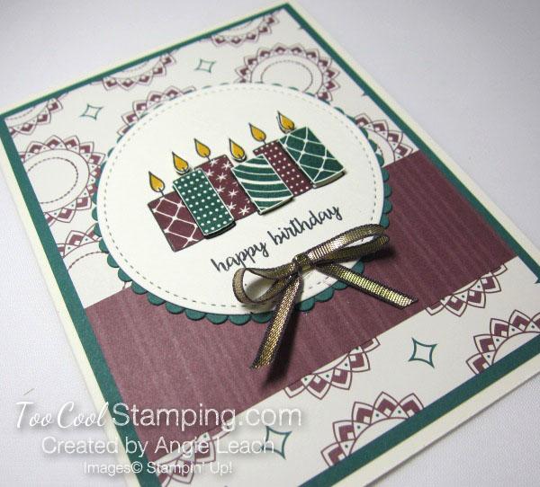 Merry patterns happy birthday - fig 2