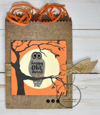 Happy howl-o ween - anne brown