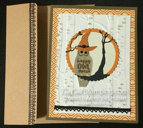 Amy spooky cat - owl-oween