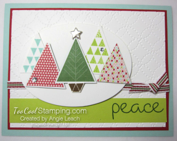 Christmas Quilt Trees - gardenp tree