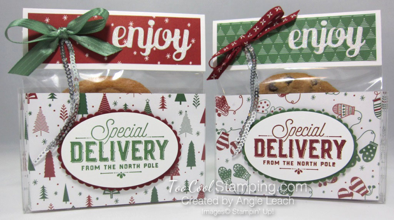 Be Merry Acetate Treat Boxes