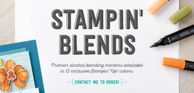 1 Large Stampin' Blends image