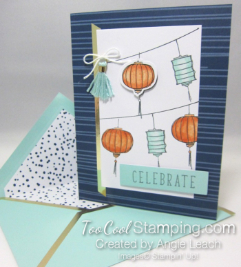 Color Me Happy Projects - lanterns