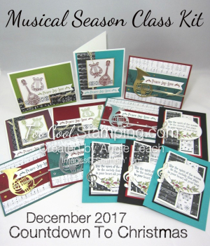 Musical season class - banner