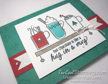 Hug in a mug - emerald 2