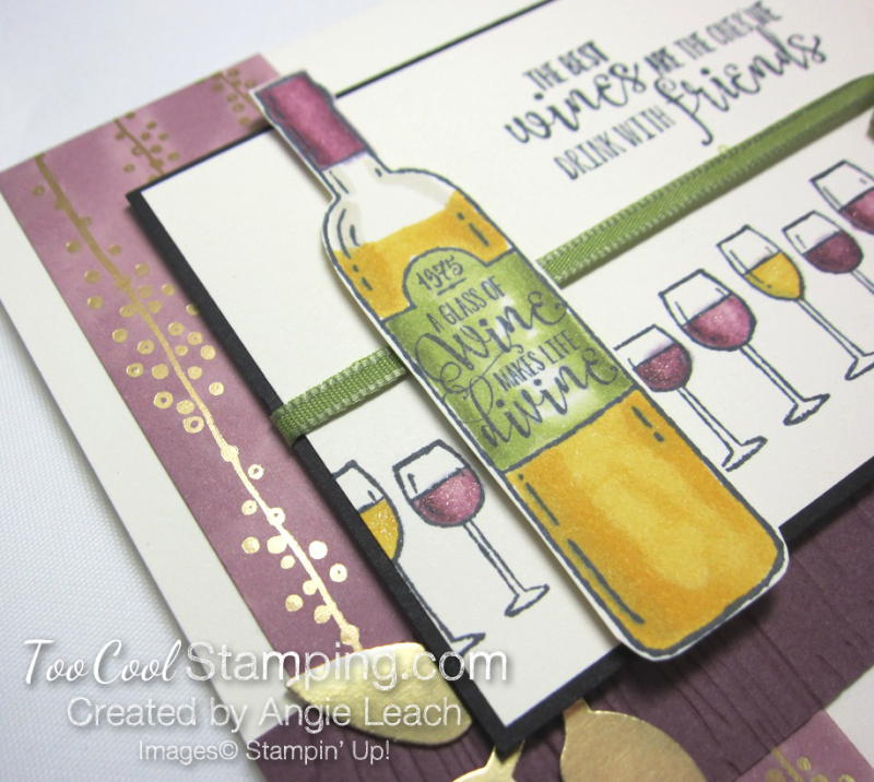 Wine & friends cards - with friends 3