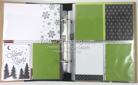NSCC Scrapbook - Layout C