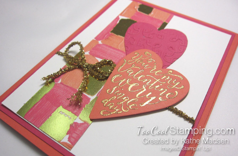Painted with love Valentine's cards - kathe 2