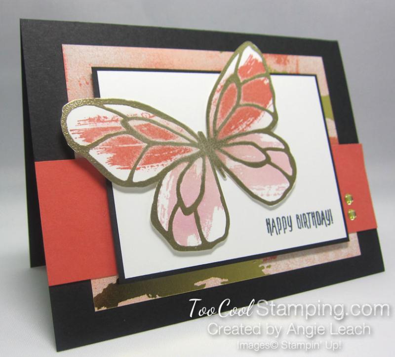 Beautiful Day Work of Art Butterfly - powder