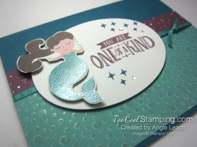 Magical Day Shimmery Mermaid - dapper 2