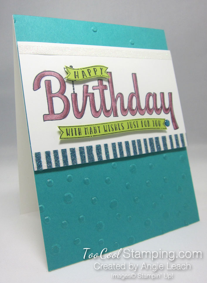 Birthday wishes for you sequins - bermuda