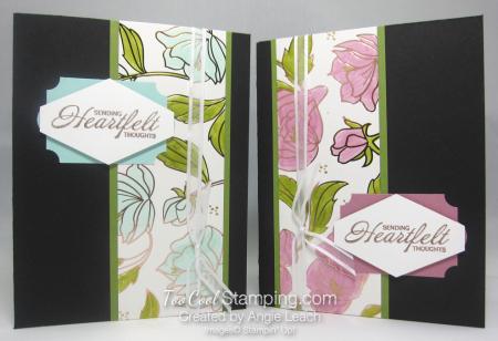 Heartfelt Springtime Foils Blends - two cool