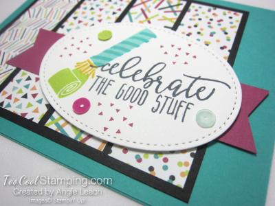 Picture Perfect Confetti Birthday - bermuda 2