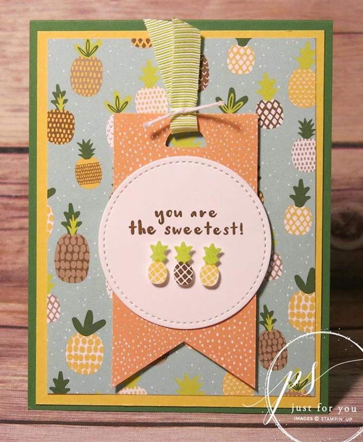 Fruit basket pineapple bliss - gail beezley