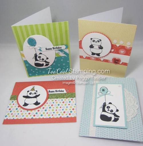 Party Panda class